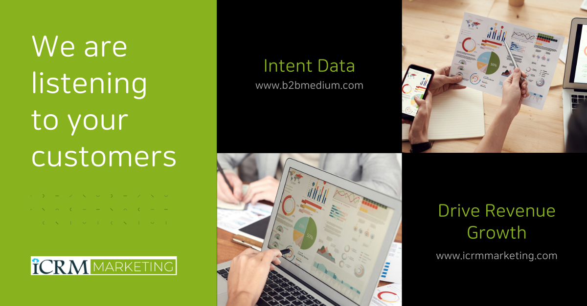 We are listening to your customers - Intent Data